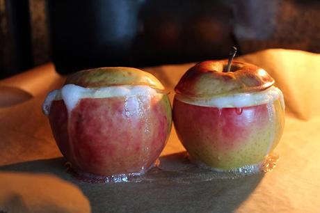 American Style Roasted Apples
