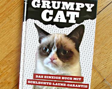 Buchrezension: Grumpy Cat - Das einzige Buch mit schlechte-Laune-Garantie