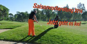 Heute geht es los – die Golfsaison 2014 kann kommen