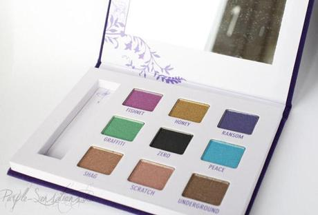[New in] Urban Decay Deluxe Shadows Box