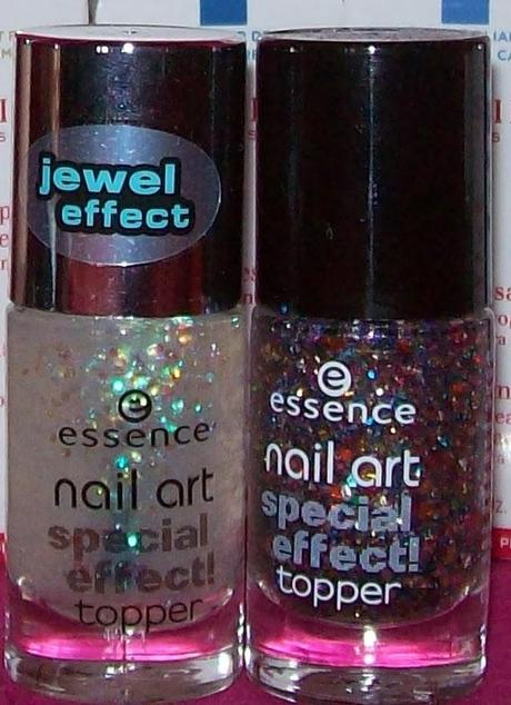 Review #1 Januar 14: Special Effect Toppings von Essence