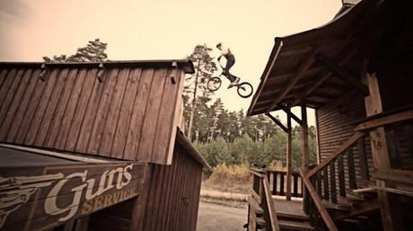 All we together 2   Mit Einrad, Motocross und Downhill Bike durch den Wilden Westen
