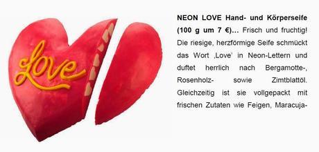 FROM LUSH WITH LOVE   Süße Liebesgrüße Zum Valentinstag.