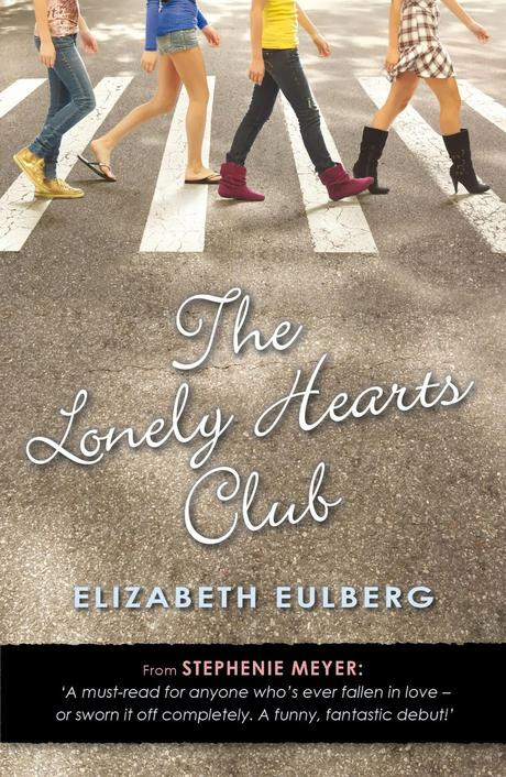 Rezension: The Lonely Hearts Club by Elizabeth Eulberg