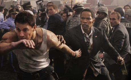 WHITE HOUSE DOWN, 2012