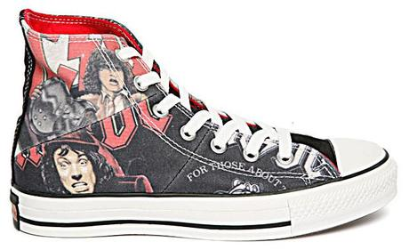 Converse AC/DC: For Those About To Rock