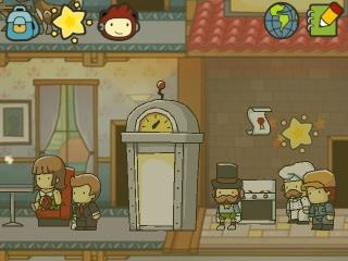 scribblenauts unlimited easter eggs