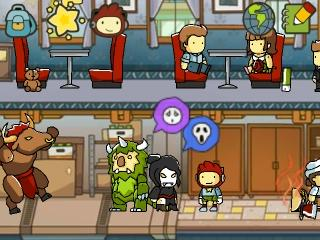 scribblenauts unlimited monster