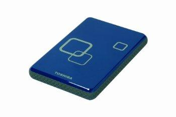 Toshiba Canvio Plus 500 GB USB 2.0 Portable External Hard Drive E05A050CAU2XL (Liquid Blue)