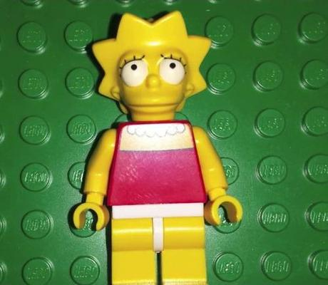 Lisa-minifigure