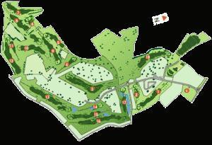 Volvo Golf Champions 2014 im Durban Country Club – Tag 2 Front Nine von Marcel Siem