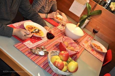 Herzog Reis Diät Menü
