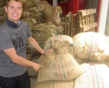 Besuche eine Kaffee-Plantage in Kolumbien