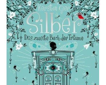 Cover Reveal: Silber - Das zweite Buch der Träume