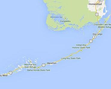Reisebericht Florida: Florida Keys – Teil 1