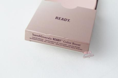 bareMinerals 'Ready Colour Boost Compact' *Review*