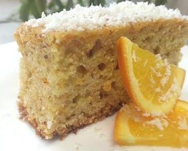Karotten-Orangen Kuchen