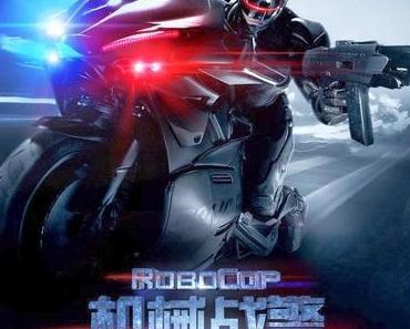 RoboCop: Neues Poster, Foto und Clip aus dem Film erschienen