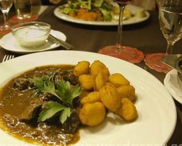 Das Restaurant Landhotel Graf in Obereggenen