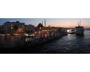 Panorama in Istanbul