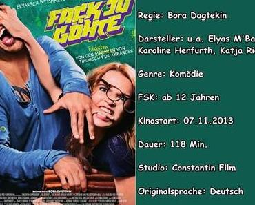 "Filmkritik zu ""Fack ju Göhte"""