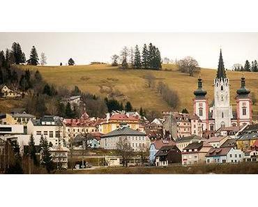 Auf den Spuren der Mariazellerbahn von Gußwerk nach Mariazell