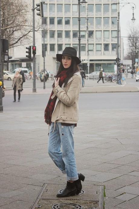 OOTD: Tag in Berlin