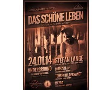 Das schöne Leben unterwegs, 24.01. Underground Club Hannover
