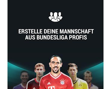 KKSTR Bundesliga Manager LIVE – Reale Spieler, echte Spiele und authentische Spielverläufe