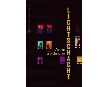 Vorschau: Lichtschatten von Anne Goldmann