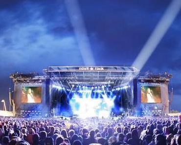 NOVA ROCK 2013 vom 14. bis 16. Juni
