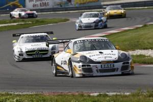 Herberth Motorsport mit zwei Porsche im ADAC GT Masters