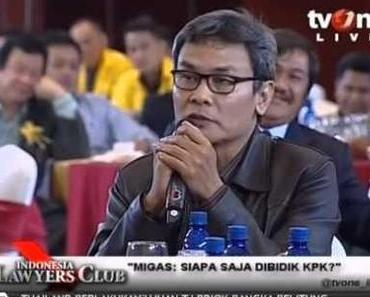 Johan Budi (Jubir KPK) Vs Fahri Hamzah dan Ahmad Yani ~ ILC TVOne 21-01-2014