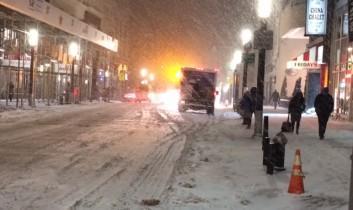 Blizzard Janus wütete an der US-Ostküste: Schneechaos in New York, dann Rekordfrost