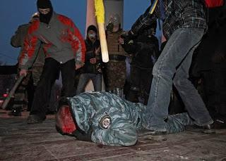 Bürgerkrieg in Kiew