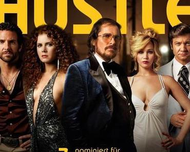 Review: AMERICAN HUSTLE – Boogie Nights, (Selbst-)Betrug und jede Menge Leerlauf