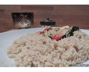 Veggie-Auflauf mit Couscous