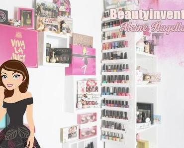 Beautyinventur 2014 [Teil 1] - Meine Nagellacke