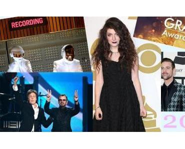 Best of… Grammy Awards 2014
