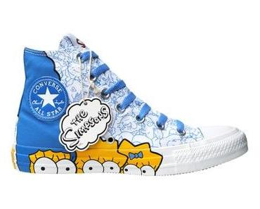 The Simpsons x Converse Chucks Nr. 141391 HI All Stars