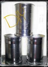 DIY Upcycling – Stiftebecher aus Konservendosen