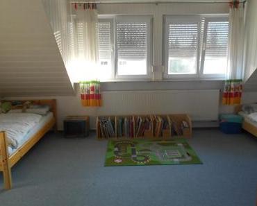 Zuhause im Glück – das neue Kinderzimmer!