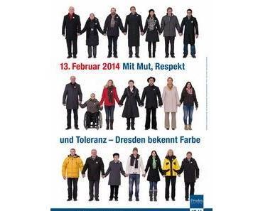 Ja, Dresden war eine wunderbare Stadt ... Bloggedanken zum 13. Februar 2014
