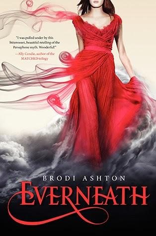 Brodi Ashton - Everneath (Everneath #1)