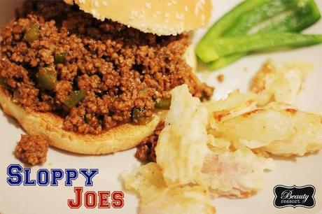 Super Bowl Recipe: Sloppy Joes!