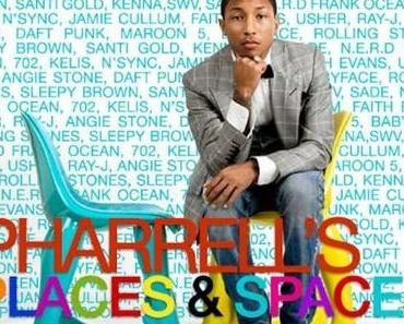 Pharrell's Places & Spaces Mixtape | free download