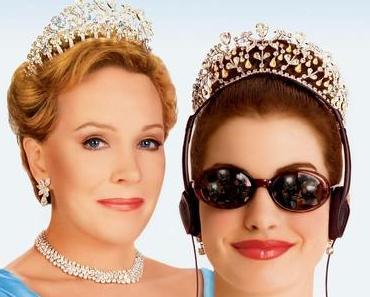 Wie kommt Anne Hathaway dazu, die nervigste Prinzessin der Welt zu spielen?