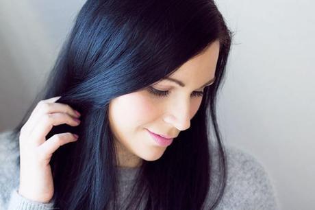 Pure dark brown hair - 10 minuten haarfarbe ...