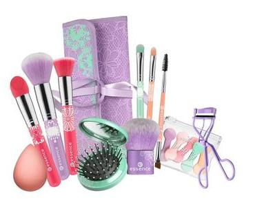 Preview: essence bloom me up tools - Pinsel Set aus der Drogerie