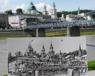 Zwei Bücher über Salzburg